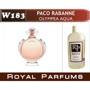 «Olympea Aqua» от Paco Rabanne. Духи на разлив Royal Parfums 200 мл