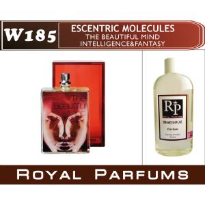 «The Beautiful Mind Intelligence & Fantasy» от Escentric Molecules. Духи на разлив Royal Parfums 200 мл