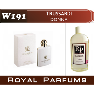 «Donna» от Trussardi. Духи на разлив Royal Parfums 200 мл