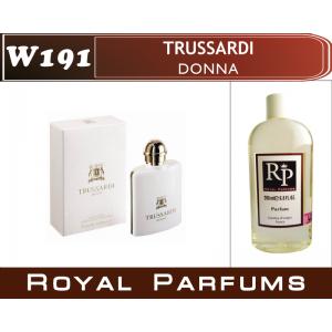«Donna» от Trussardi. Духи на разлив Royal Parfums 200 мл