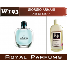 Giorgio Armani «Air di Gioia»