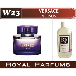 «Versus» от Versace. Духи на разлив Royal Parfums 200 мл
