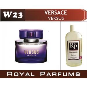 «Versus» от Versace. Духи на разлив Royal Parfums 200 мл