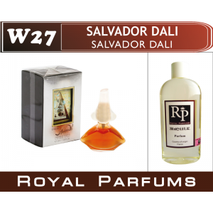 «Salvador Dali» от Salvador Dali. Духи на разлив Royal Parfums 200 мл