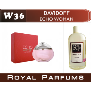 «Echo Woman» от Davidof . Духи на разлив Royal Parfums 200 мл