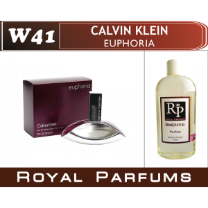 «Euphoria» от Calvin Klein. Духи на разлив Royal Parfums 200 мл