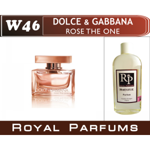 «Rose the One» от Dolce&Gabbana. Духи на разлив Royal Parfums 200 мл