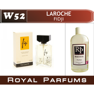 «Fidji» от Guy Laroche. Духи на разлив Royal Parfums 200 мл