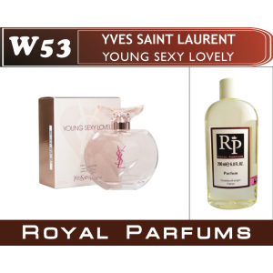 «Young Sexy Lovely» от Yves Saint Laurent. Духи на разлив Royal Parfums 200 мл