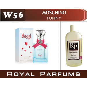 «Funny» от Moschino. Духи на разлив Royal Parfums 200 мл