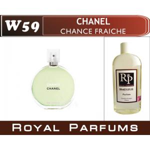 «Chance Fraiche» от Chanel. Духи на разлив Royal Parfums 200 мл