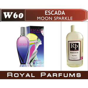 «Moon Sparkle» от Escada. Духи на разлив Royal Parfums 200 мл