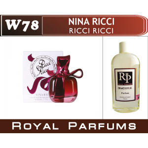 «Ricci Ricci» от Nina Ricci. Духи на разлив Royal Parfums 200 мл