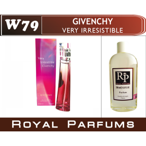 «Very Irresistible» от Givenchy. Духи на разлив Royal Parfums 200 мл
