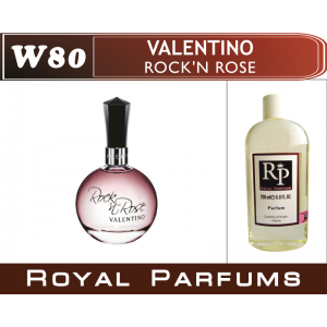 «Rock'n Rose» от Valentino. Духи на разлив Royal Parfums 200 мл