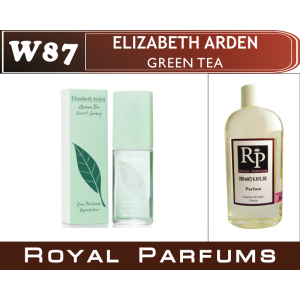 «Green Tea» от Elizabeth Arden. Духи на разлив Royal Parfums 200 мл
