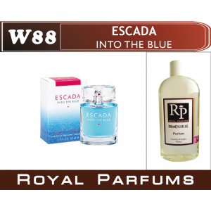 «Into the Blue» от Escada. Духи на разлив Royal Parfums 200 мл