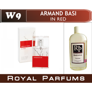 «In Red» от Armand Basi. Духи на разлив Royal Parfums 200 мл