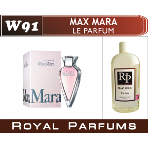 «Le Parfum» от Max Mara. Духи на разлив Royal Parfums 200 мл