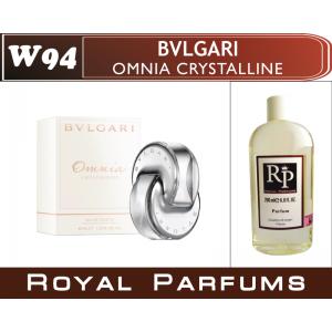 «Omnia Crystalline» от Bvlgari. Духи на разлив Royal Parfums 200 мл