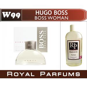 «Boss Woman» от Hugo Boss. Духи на разлив Royal Parfums 200 мл