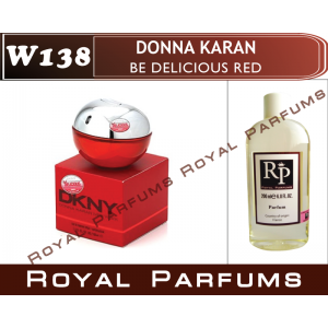 «Be Delicious Red» от Donna Karan DKNY. Духи на разлив Royal Parfums 200 мл
