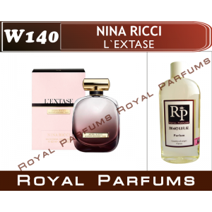 «L'Extase» от Nina Ricci. Духи на разлив Royal Parfums 200 мл