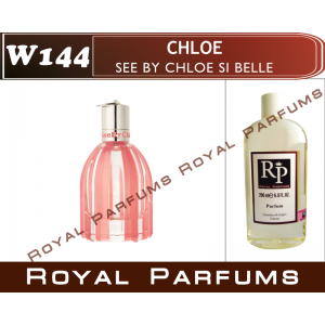 «See By Chloe Si Belle» от Chloe. Духи на разлив Royal Parfums 200 мл