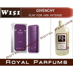 «Play For Her Intense» от Givenchy. Духи на разлив Royal Parfums 200 мл