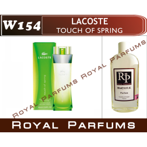 «Touch of Spring» от Lacoste. Духи на разлив Royal Parfums 200 мл