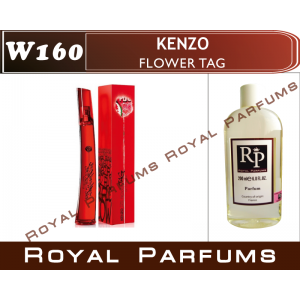 «Flower Tag» от Kenzo. Духи на разлив Royal Parfums 200 мл