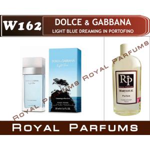 «Light Blue Dreaming in Portofino» от Dolce & Gabbana. Духи на разлив Royal Parfums 200 мл
