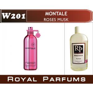 «Roses Musk» от Montale. Духи на разлив Royal Parfums 200 мл