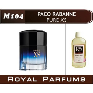 «Pure XS» от Paco Rabanne. Духи на разлив Royal Parfums 100 мл