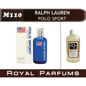«Polo Sport» от Ralph Lauren. Духи на разлив Royal Parfums 100 мл