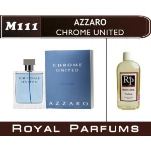 «Chrome United» от Azzaro. Духи на разлив Royal Parfums 100 мл