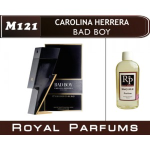 «Bad Boy» от Carolina Herrera. Духи на разлив Royal Parfums 100 мл