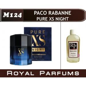 «Pure XS Night» от Paco Rabanne. Духи на разлив Royal Parfums 100 мл