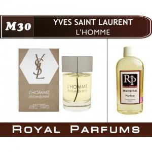 «L'Homme» от Yves Saint Laurent. Духи на разлив Royal Parfums 100 мл