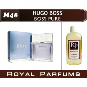 «Boss Pure» от Hugo Boss. Духи на разлив Royal Parfums 100 мл