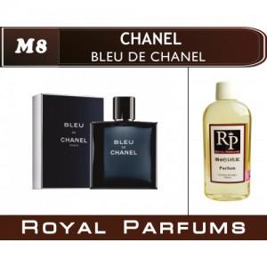 «Bleue de Chanel» от Chanel. Духи на разлив Royal Parfums 100 мл