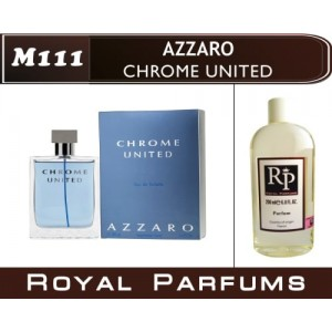 «Chrome United» от Azzaro. Духи на разлив Royal Parfums 200 мл