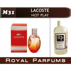 «Hot Play» от Lacoste. Духи на разлив Royal Parfums 200 мл