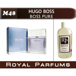 «Boss Pure» от Hugo Boss. Духи на разлив Royal Parfums 200 мл