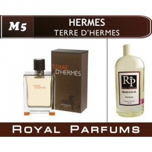 «Terre D'Hermes» от Hermes. Духи на разлив Royal Parfums 200 мл