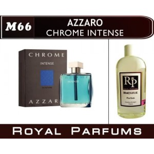 «Chrome Intense» от Azzaro. Духи на разлив Royal Parfums 200 мл