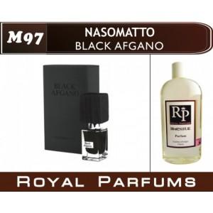 «Black Afgano» от Nasomatto. Духи на разлив Royal Parfums 200 мл