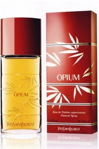 История парфюма: «Opium» Yves Saint Laurent
