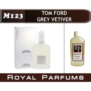 «Grey Vetiver» от Tom Ford. Духи на разлив Royal Parfums 100 мл