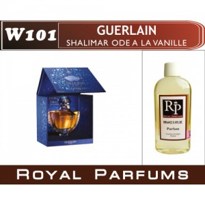 «Shalimar Ode a la Vanille» от Guerlain. Духи на разлив Royal Parfums 100 мл